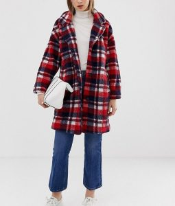 Ida Elise Broch Home For Christmas Jacket