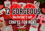 12 gorgeous Valentine's Day crafts For Her