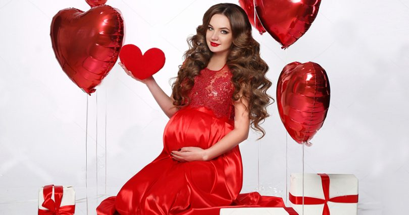 20 Special Valentine's Day Gifts for Pregnant Women