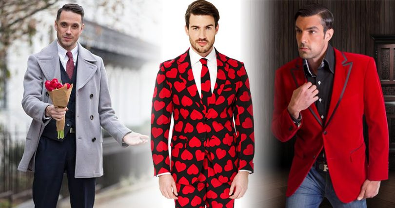 20 sexy looks on this Valentine's Day for him