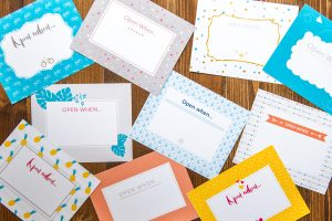 Letters to My Baby Pack