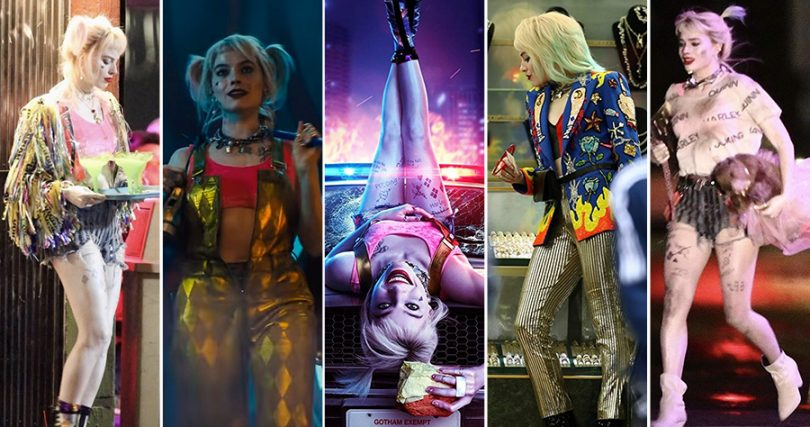 Birds Of Prey Harley Quinn Outfits And The Fantabulous Emancipation
