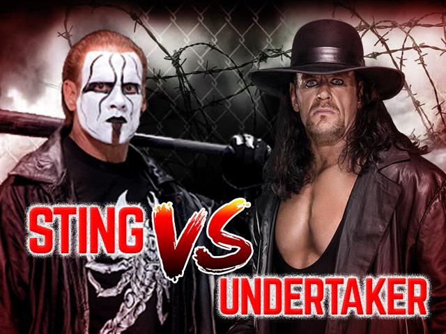 Sting and Undertaker Program