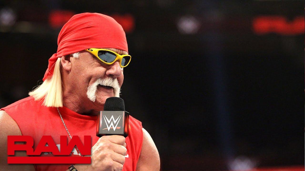 Hulk Hogan is back