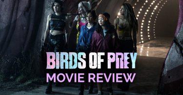Birds of Prey Harley Quinn Movie Review