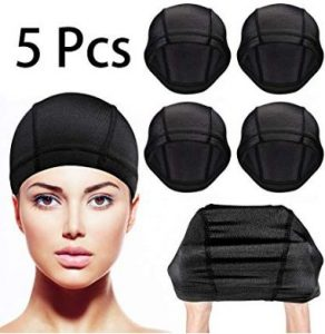 Dome Caps Stretchable Wigs Cap
