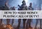 How to make money playing Call of Duty