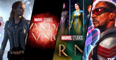 Most Anticipated Marvel Movies and TV Series that are scheduled to release in 2020
