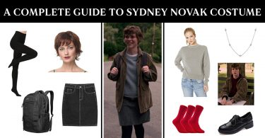 A Complete Guide to Sydney Novak Costume