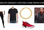 A complete Eminem Costume Guide from Godzilla