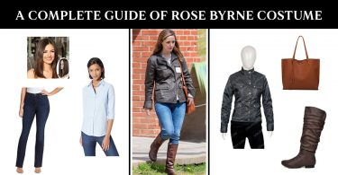 A complete guide of Rose Byrne Costume