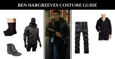 Ben Hargreeves Costume Guide