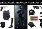 Dress Like Rainbow Six Ash Costume