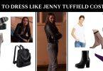 How to dress like Jenny Tuffield Costume
