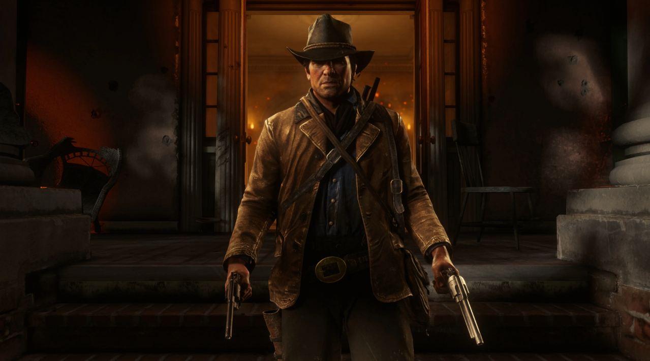 The Best Gunslinger of Red Dead Redemption