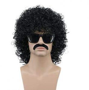 The Weeknd Wig