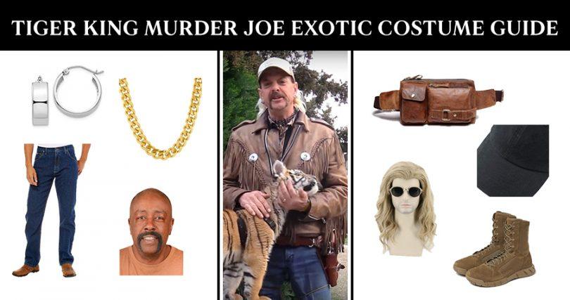 Tiger King Murder Joe Exotic Costume Guide