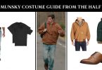 Paul Munsky Costume Guide from The Half of It