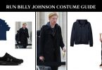Run Billy Johnson Costume Guide