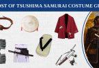 Ghost of Tsushima samurai Costume Guide