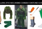 Killing Eve S03 Jodie Comer Costume Guide
