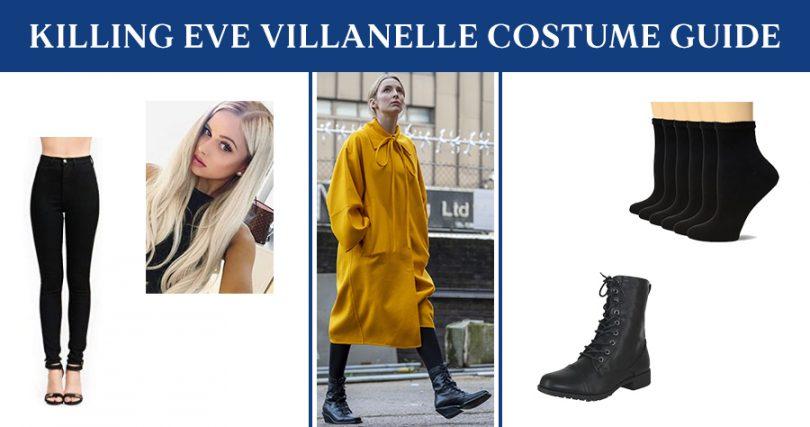 Killing Eve Villanelle Costume Guide