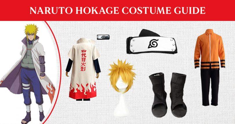 Naruto Hokage Costume Guide