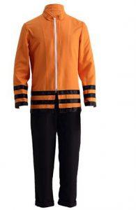 Naruto Hokage Jacket and Pants
