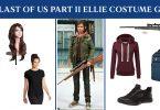 The Last of Us Part II Ellie Costume Guide