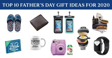 Top 10 Father's Day Gift Ideas for 2020