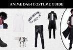 Anime Dabi Costume Guide