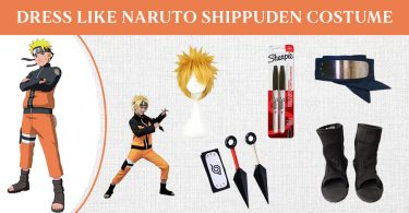 Dress like Naruto Shippuden Costume