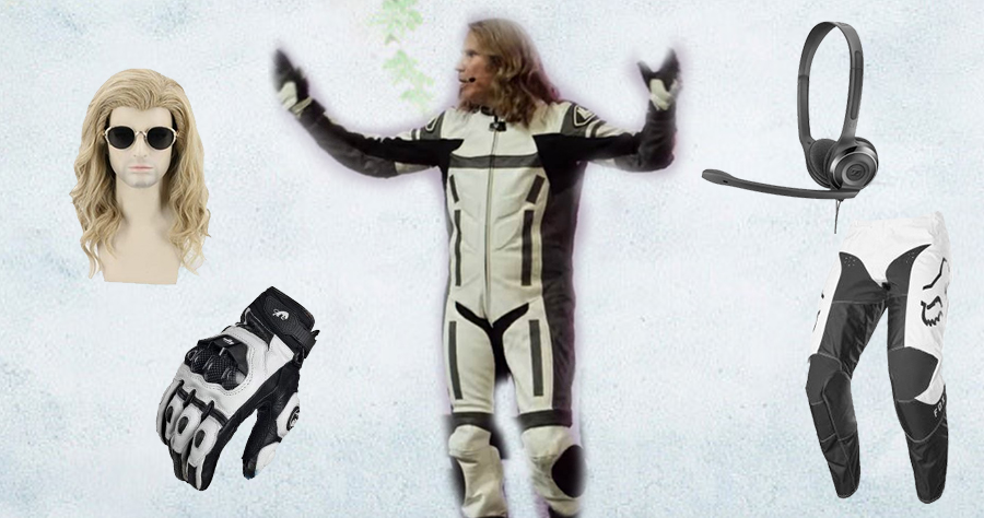 Eurovision Song Contest Will Ferrell Motorcycle Jacket Guide