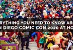 Everything You Need To Know About San Diego Comic Con 2020 At Home