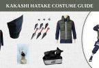 Kakashi Hatake Costume Guide