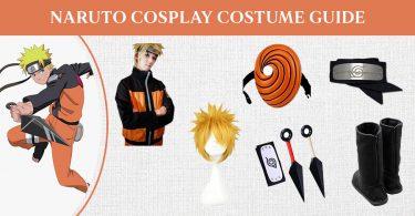 Naruto Cosplay Costume Guide