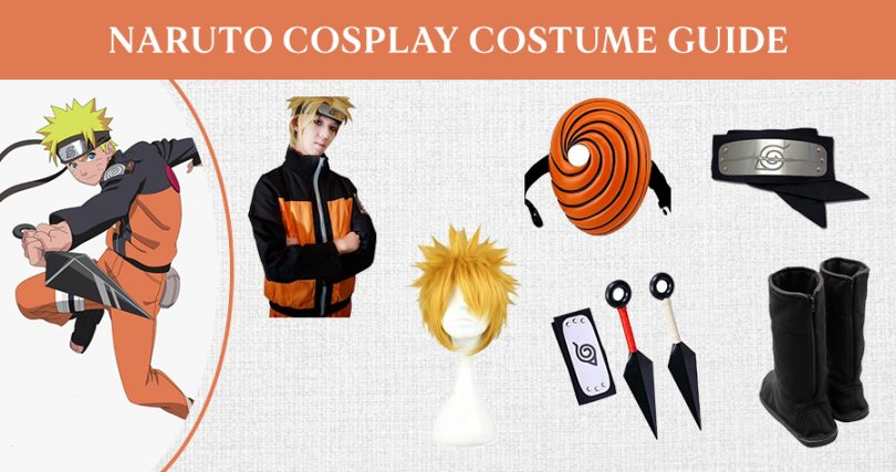 Naruto Cosplay Costume Guide