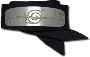 Naruto Cosplay Costume Headband