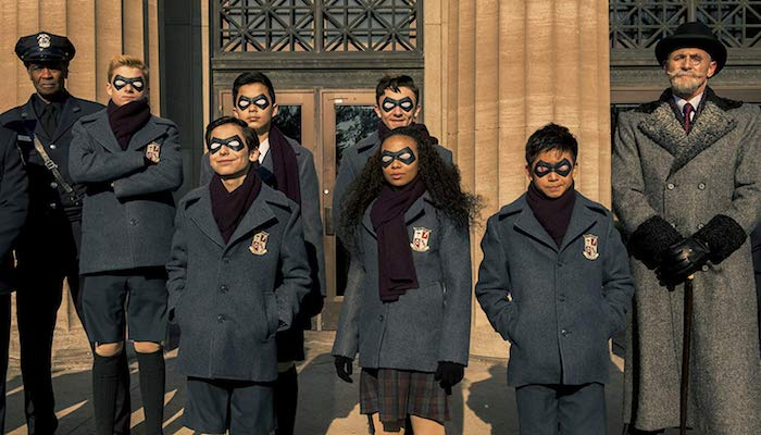 New characters in The Umbrella Academy S02