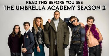 Read this before You See The Umbrella Academy Season 2