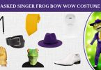 The Masked Singer Frog Bow Wow Costume Guide