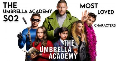 The Umbrella Academy S02 most loved Characters
