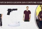 Watch Dogs Legion Ian Costume Guide