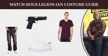 Watch Dogs Legion Ian Costume Guide