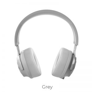 Will Ferrell Grey Headphone