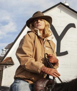 Beth Dutton Jacket