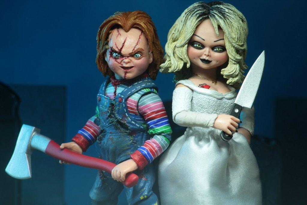Chucky and Bride