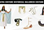 Cleopatra Costume Historical Halloween Costume Guide
