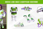 Dress Like Buzz Lightyear Costume