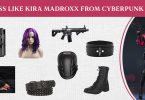 Dress like Kira Madroxx From Cyberpunk 2077